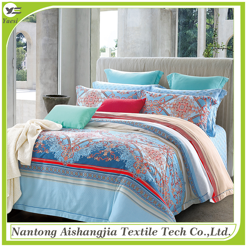 Manufacturer Supplier 100 pure white linen bedding set for wholesales