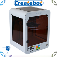 Factory supply 3d printing machine model 3d printing createbot 3d printer blue turbo max printing 3d abs plastic for 3d printer