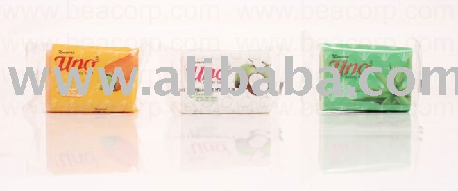 UNO BEAUTY SOAP sachet