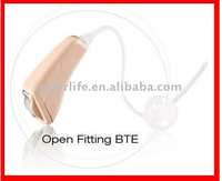 FDA approved several channels RIC hearing aid with battery audiogram digital hearing aid ear amplifier product