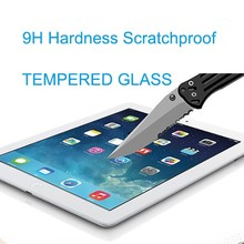 Tablet Tempered Glass Fingerprint Proof Clear Screen Protector for Ipad Mini 4
