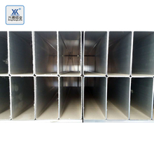Factory supply custom anodized extruded aluminum square pipe/tube,aluminum rectangular tube/tubing