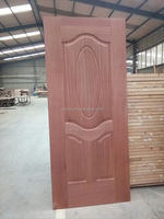 China factory 2hour fire rated wooden door