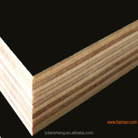 China Real Estate Highly Waterproof Poplar