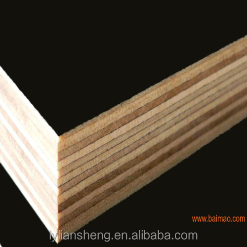 china real estate highly waterproof film faced shutting construction plywood 18mm for concrete formwork