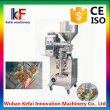 Small vertical grain Automatic packing machine for rice, peanuts, seeds, bean etc.