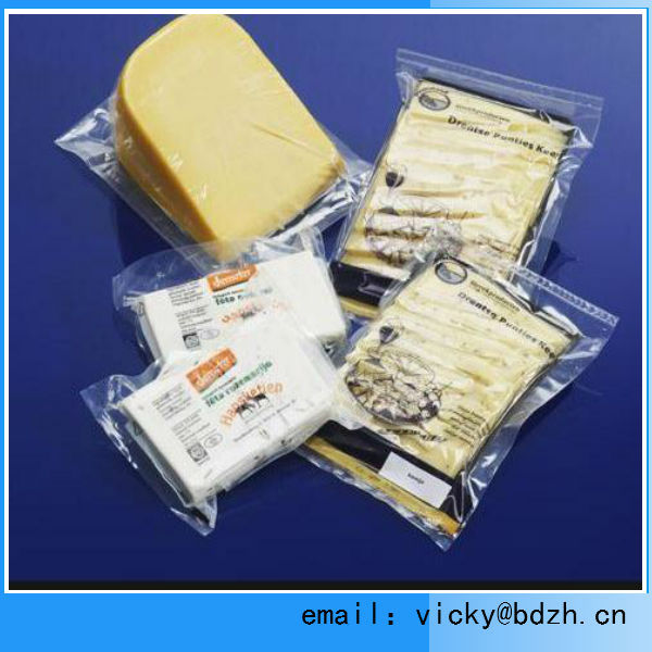 barrier film Thermoforming vacuum bags co-extrusion high barrier cast film