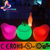 Waterproof RGB Led Chair /Led Light Chair/Fancy Outdoor Plastic Chair,led fancy outdoor plastic chair