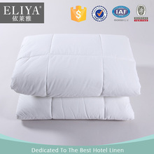 ELIYA 100 Cotton Cloth Microfiber Filling White Luxury Quilt For Hotel Home