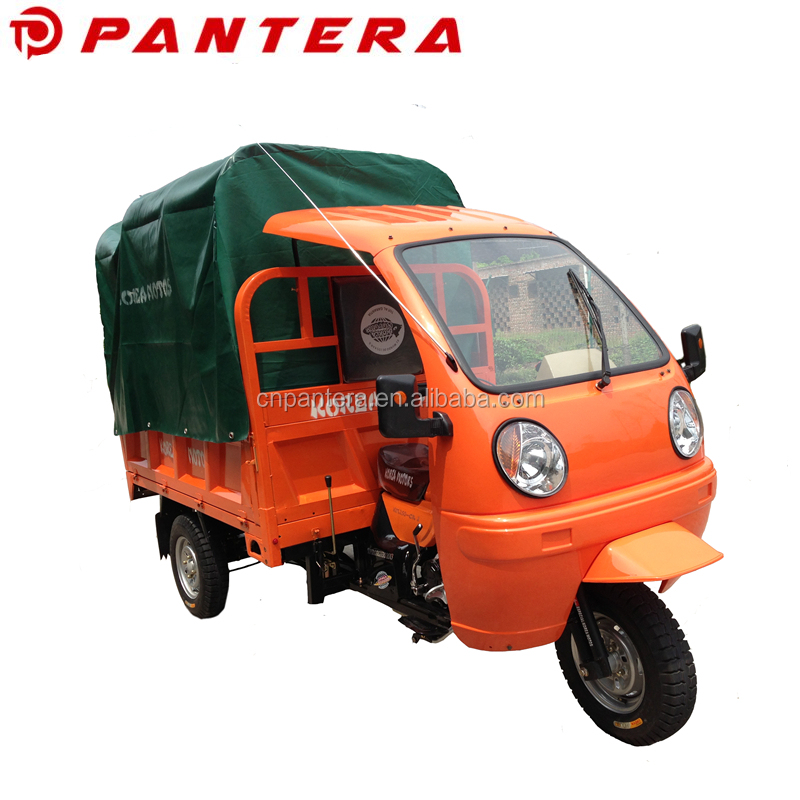 Enclosed Closed Cheap Bajaj Tuk Tuk For Sale