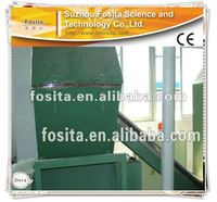 PET crusher machine/crushing pet bottles