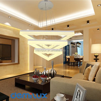 Metal Modern Lamp Decorative Dimmable Led