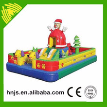 Playground inflatable snow slide inflatable slide for sale