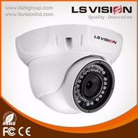 LS VISION 1080p 2mp AHD CCTV Dome Security Camera for Apartment Door with Wholesale Price