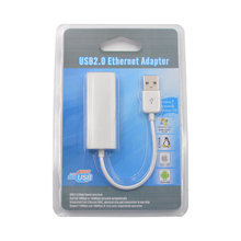High Speed USB 2.0 To RJ45 Ethernet adapter network card for laptop