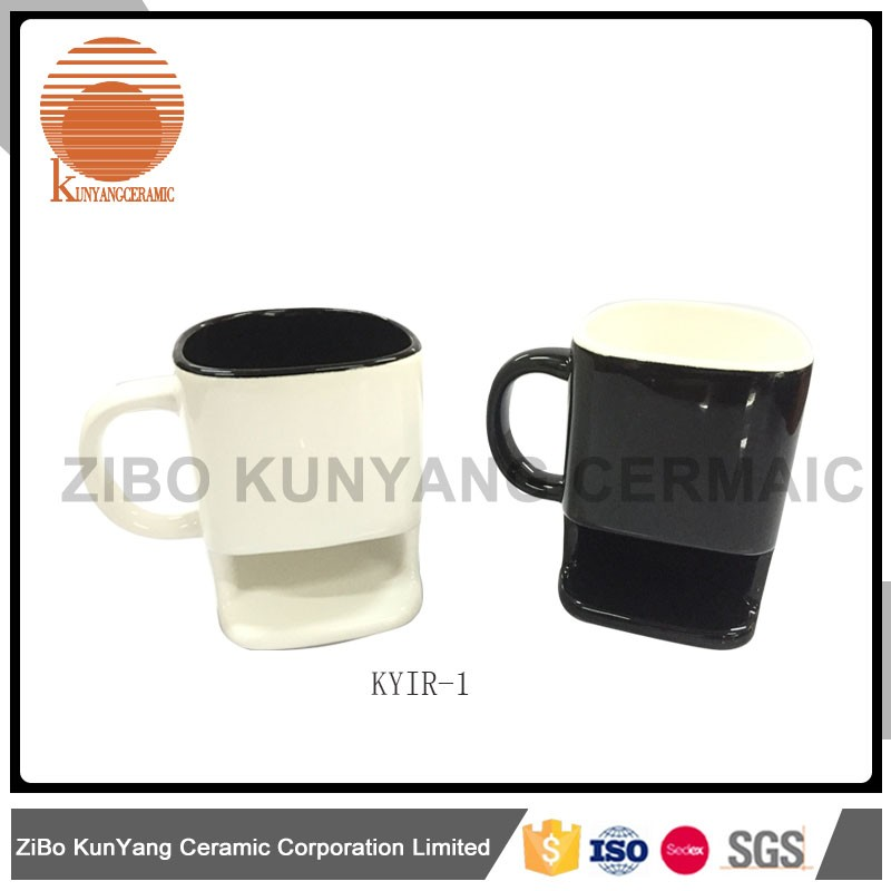 180cc beer porcelain cup and saucer