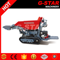 BY800 modern construction equipments mini tractor