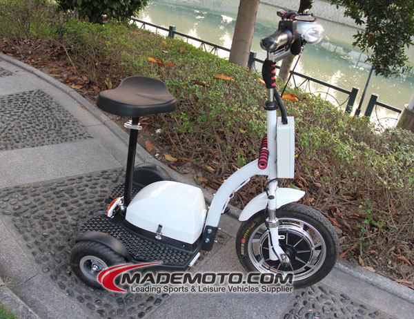 500w electric trike scooter