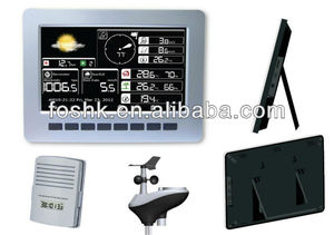 Professional WIFI Weather Station with TFT Color Display