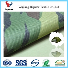 fire proof tent floral fabric 210t polyester oxford fabric with pu coating