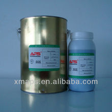 Flame retardant and thermal conductive epoxy potting compound