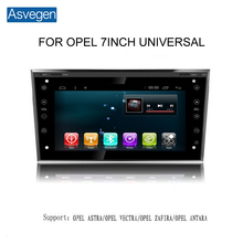 Wholesale Android 6.0 Touch Screen Car GPS Navigation For Opel Universal 7Inch Support Stereo Audio Radio Video Bluetooth Player
