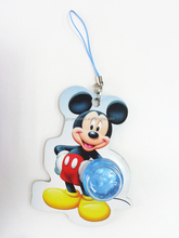 Unique cartoon mickey mouse membrane oil car air freshener from China