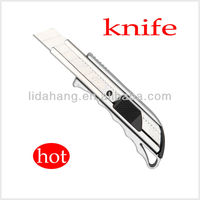 [2013 NEWEST] LDH-B237 Multi-purpose Stainless Steel Locking Battery Operated Knife