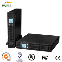 High Frequency Online UPS Rack Mounted 1KVA - 10KVA ups online