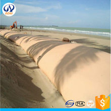 Effective solution to the Bank/Bank dewatering bags WH-DZAS-400 Geotube
