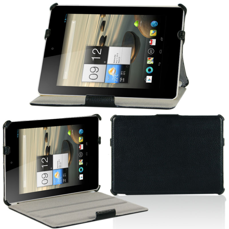 flip case withstand cover for Acer tablet