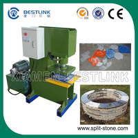 Patio turf stone stamping/processing machine