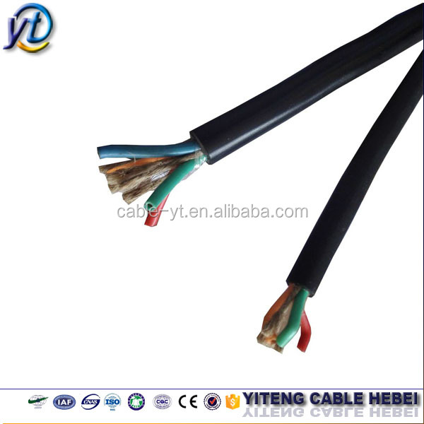 EPR/CSP sheathed Mining/Marine Using flexible rubber cable(H05RN-F)