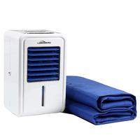New style Cooler Air conditioning Water cooled mattress pad Negative ion air cleaning function water cooling mattress