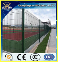 recycling wire mesh fence@bending wire fence@3d curved mesh fencing