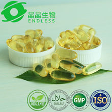 improve IQ deep sea Fish Oil halal softgels with high EPA DHA