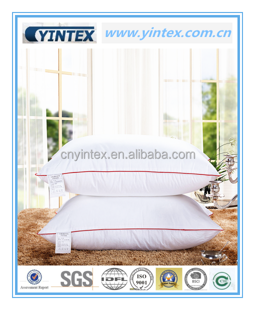Hollow Fiber Pillow Cotton/Polyester Fiber Pillow