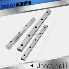 Circular linear motion guide TRH 20BL 190mm for cnc motion