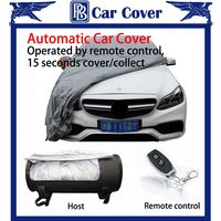 new products 2016 fast cover hail protection automatic car covers for indoor outdoor use