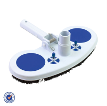 swimming pool Floor Wall Brushes vacuum head with air relief value