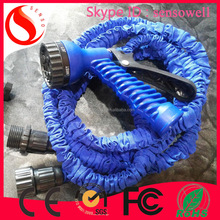 New innovative products 2015 as seen on TV water gardening hose reel automatic watering garden hose stretch expanding water hose