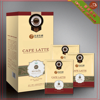 ganoderma best quality 3in1 instant coffee