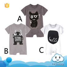Summer infants wear romper clothes thailand photos yiwu clothes market
