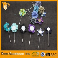 handmade corsage flower for garment accessories