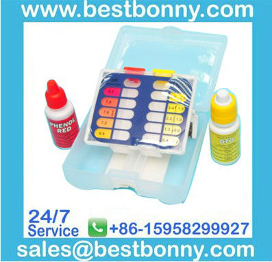 2014 New Stylel swimming pool ph test kits