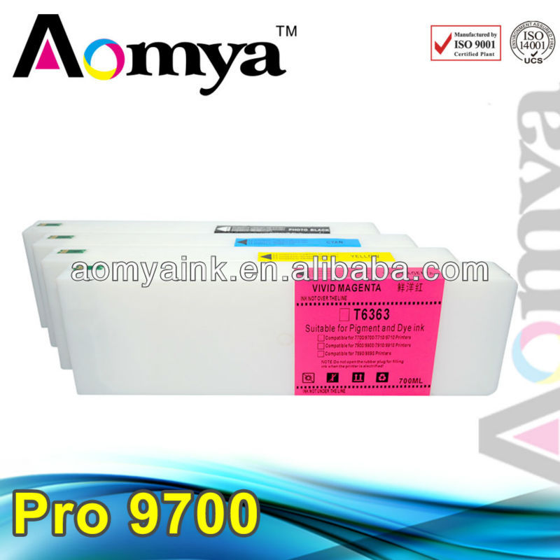 Aomya Refill Compatible Epson 9700 Ink Tank for Epson