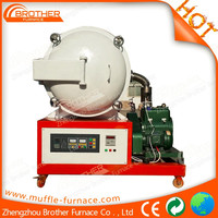 Brother Latest technology high temperature electric vacuum brazing furnace