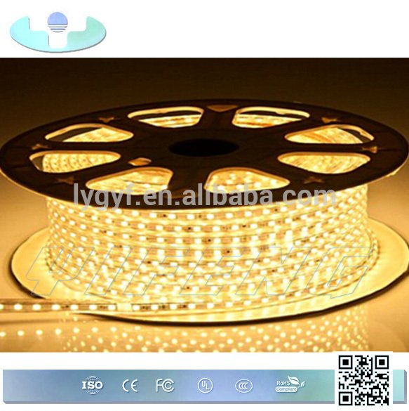 Popular Decorative 120smd 3528 12V led flexible strip light
