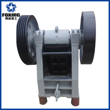 Special new type fine portable gold mine JAW crusher