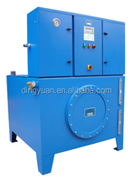 heavy air oil lubrication system